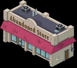 Abandoned Store 1