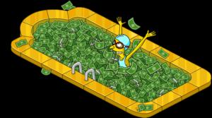Burns Money Pool Swin 1