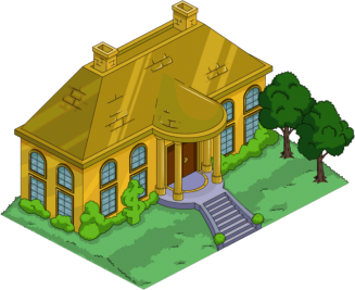 Solid Gold House