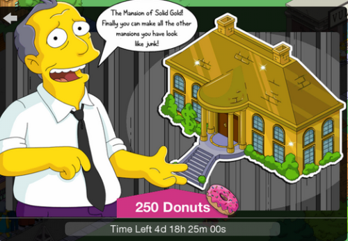 The Simpsons Tapped Out Addicts  All Things The Simpsons Tapped Out