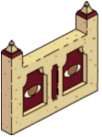Hieroglyph Wall 3