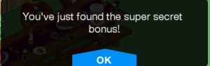 Stonecutter Table Secret Bonus free donuts