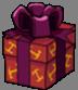 Stonecutters secret bonus donut prize box