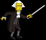 George Washington hunt jebediah