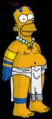 Mayan Homer 1