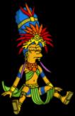 Mayan Marge Dance 2