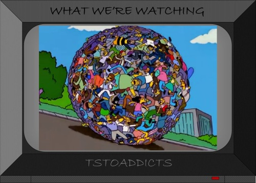 Springfield Giant Human Wrecking Ball