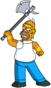 Barbarian Fake Homer Chase Nelson