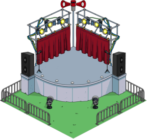 open-air-stage