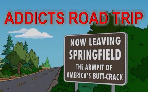Addicts Road Trip