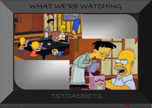 Akira Simpsons