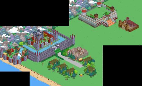 Bunny Castles