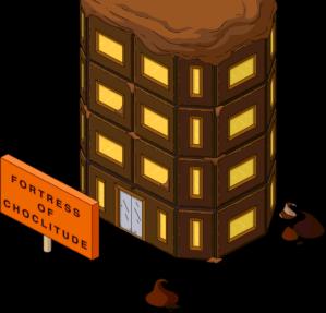 Fortress of Choclitude