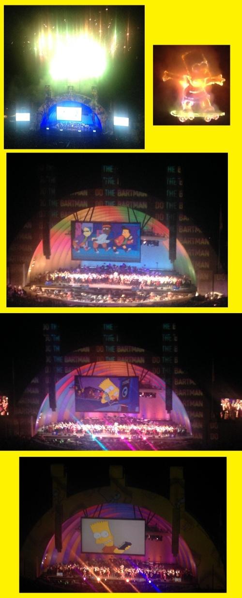 Simpsons Take The Bowl 5