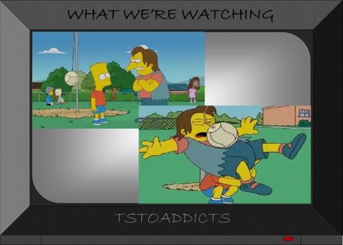 Simpsons Tetherball 2