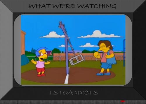 Simpsons Tetherball 3