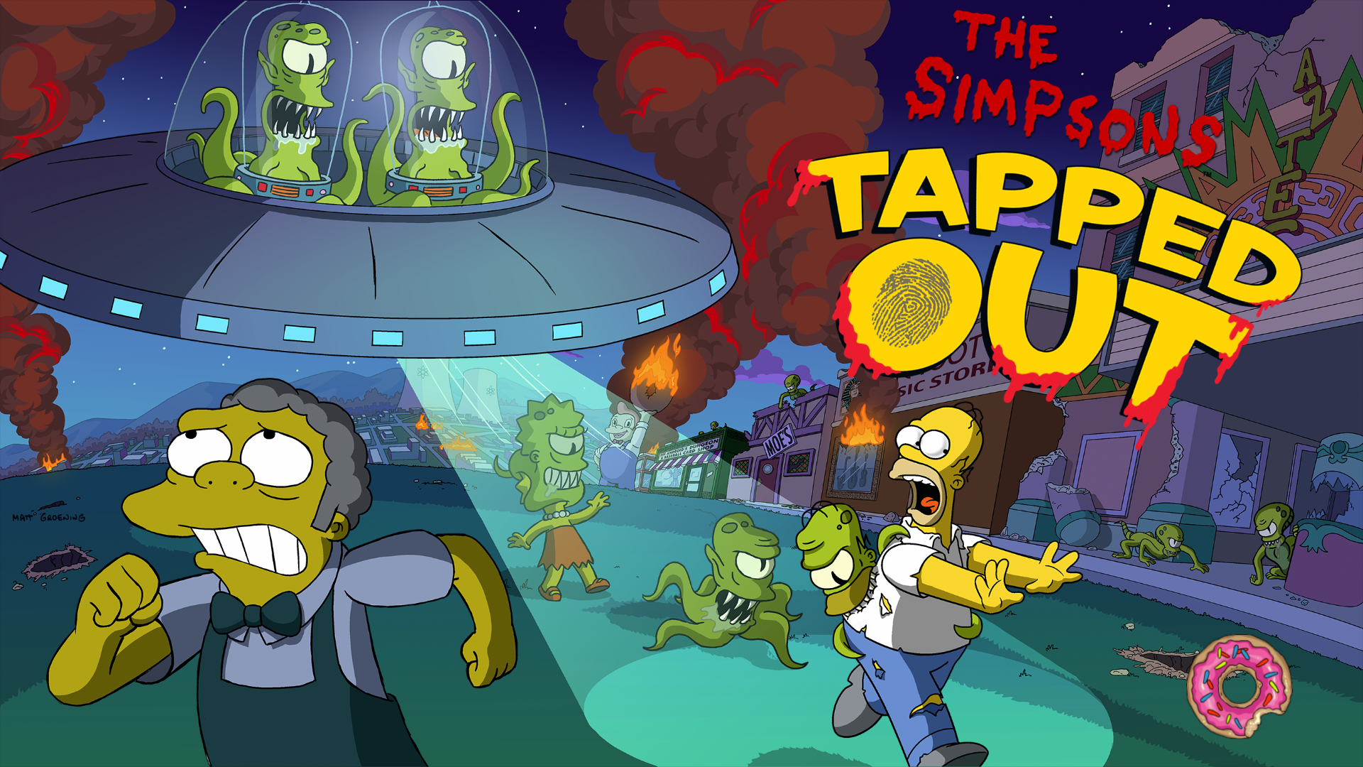 halloween walkthroughthe simpsons tapped out addictsall things the