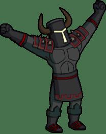 Bart Shadow Knight