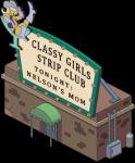 Classy Girl Strip Club