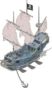 Image result for ghost pirate airship tapped out