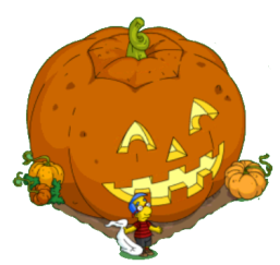 Mihouse Hang Out with the Grand Pumpkin