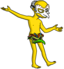 Mr Burns Host Erotic Masquerade 1