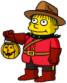 Ralph Trick or Treat