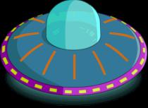 Rigellian UFO
