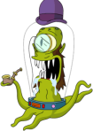 Kodos 16 hour Evil Chortle