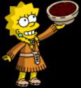 Lisa Sacagawea Host a Peace Feast 1