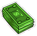 Money Stack Icon