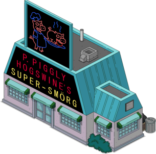 Piggly Super Smorg