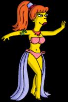 princess kashmir simpsons nude