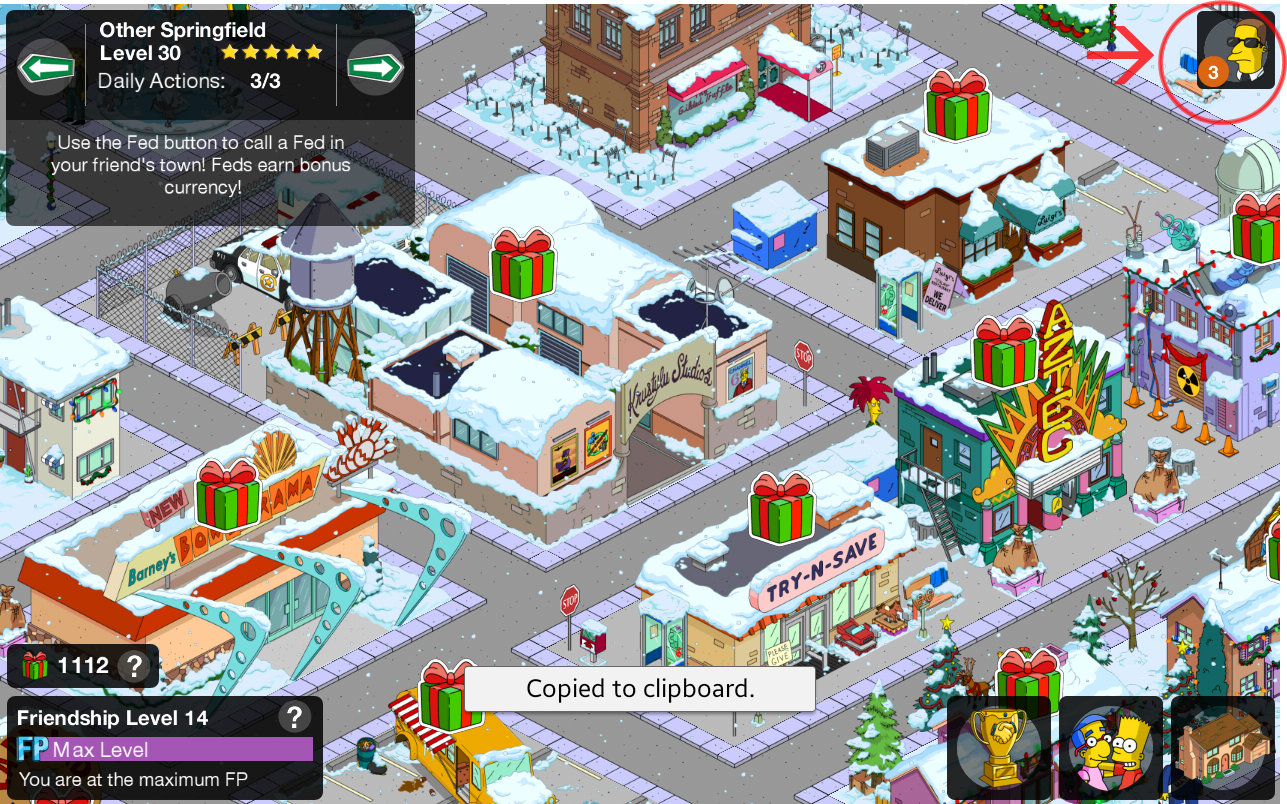 how to send a friend request on tapped out