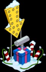 Festive Plunger