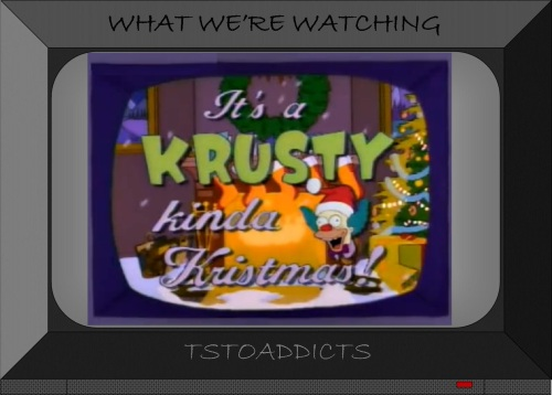 Krusty Kinda Kristmas