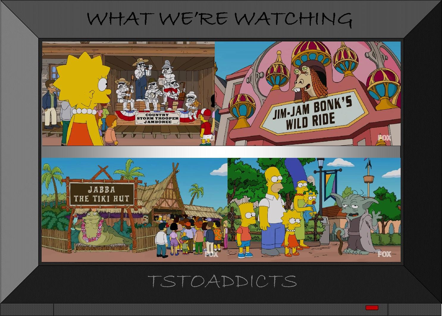 Les parcs Disney dans les séries TV et les films Dizzneeland-cosmic-wars