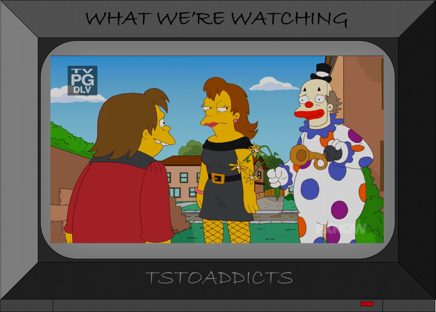 real housewives of springfield mrs muntzthe simpsons tapped out