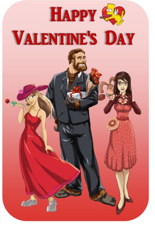 Addicts Valentine 2