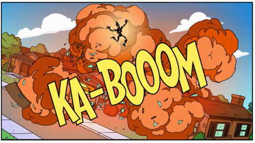 Comic Strip 7