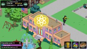 Non Vandalised Springfield Elementary