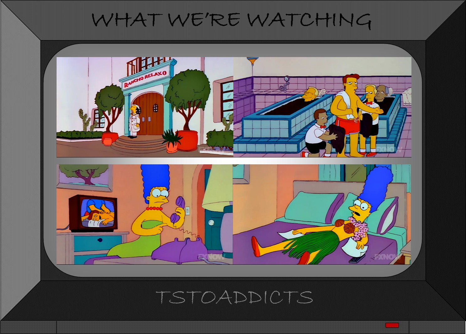 Where Did THAT Come From – Rancho Relaxo | The Simpsons Tapped Out ...