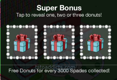 Digging Deep Super Bonus 3 Donut Boxes