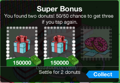Digging Deep Super Bonus 50 50 Chance