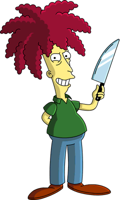 Sideshow Bob - Wikisimpsons, the Simpsons Wiki