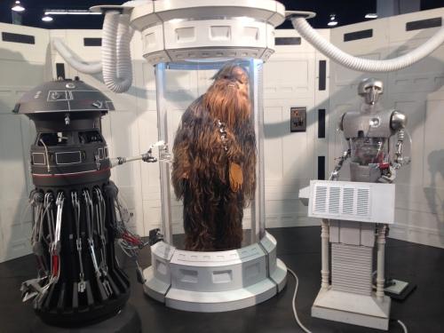 Wookiee Bacta Tank