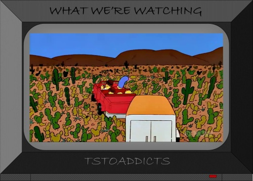 Cactus Patch Simpsons TSTO
