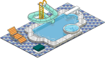 Modern Pool Large