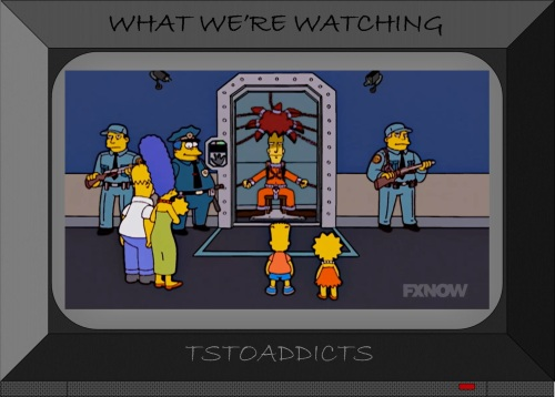 Sideshow Bob Prison Simpsons