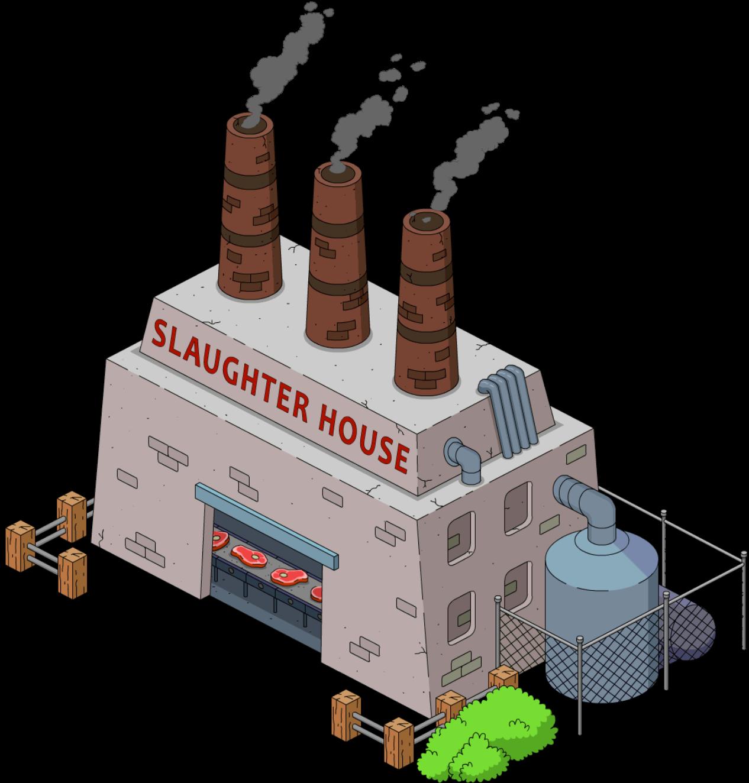 Slaughterhouse Animals Building - photo#25